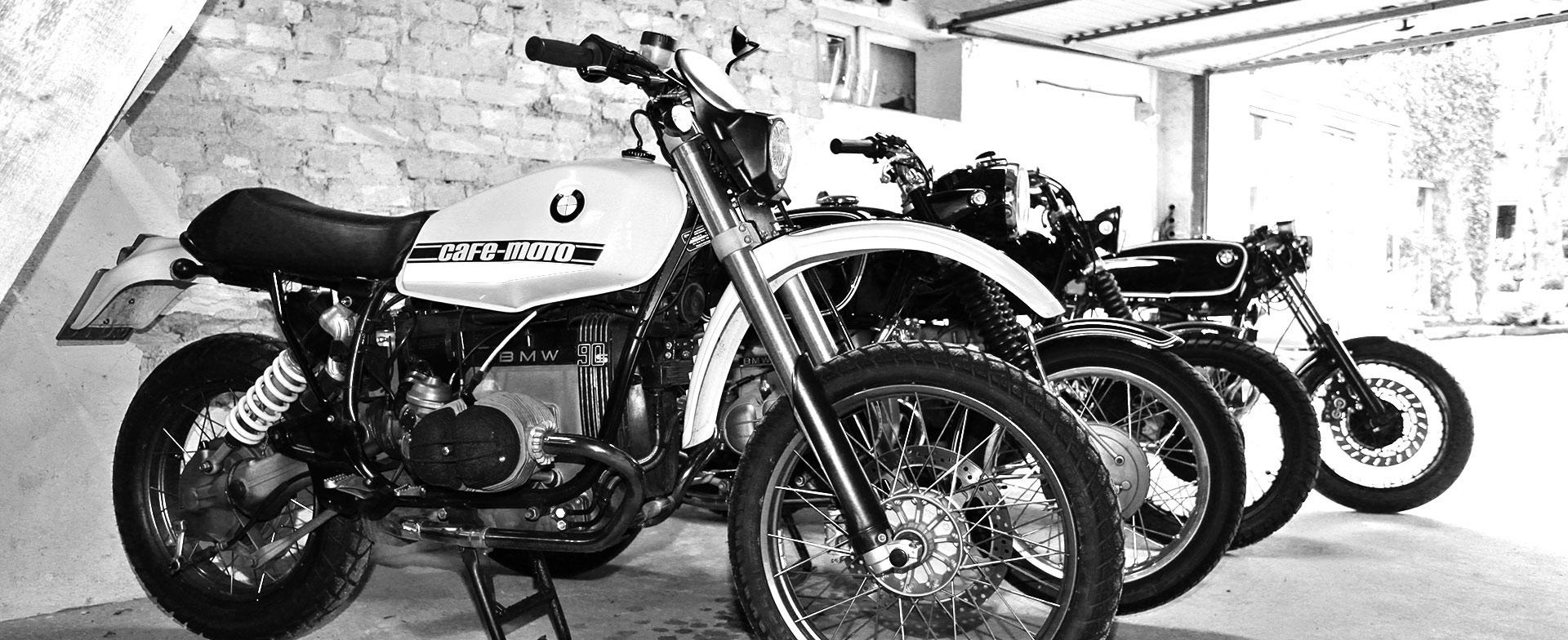 bmw cafemoto_garage custom gs lifestyle